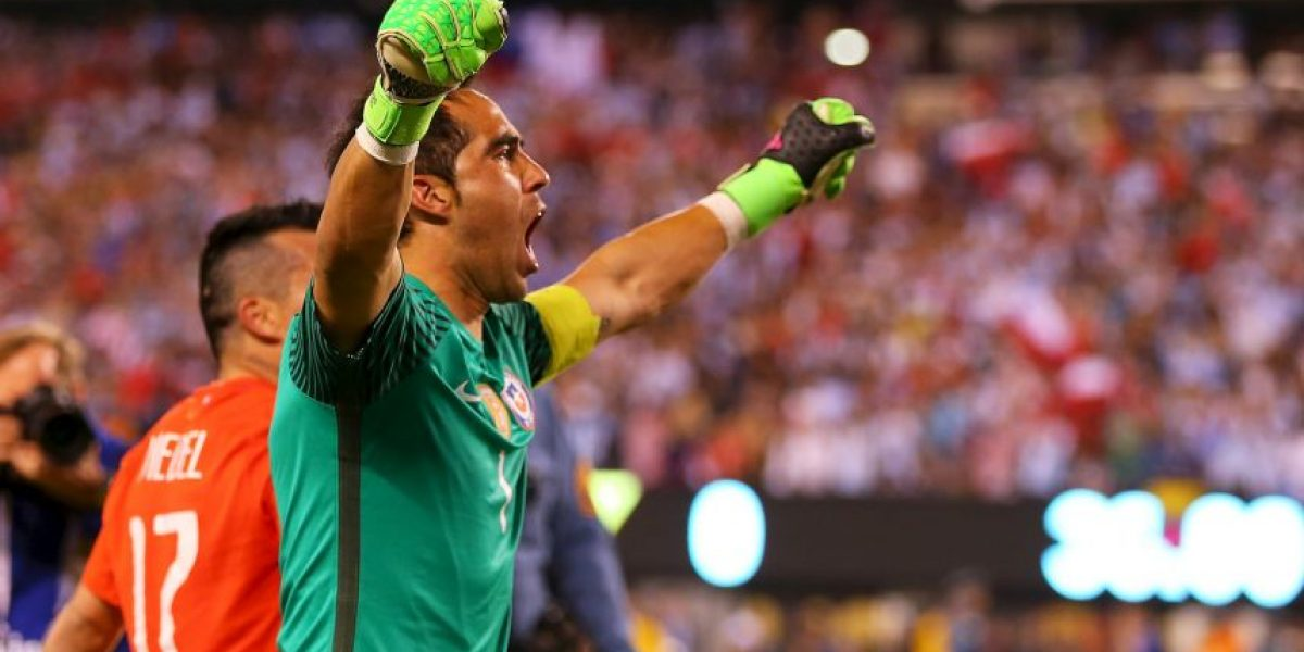 Los récords que rompió Chile en la Copa América Centenario