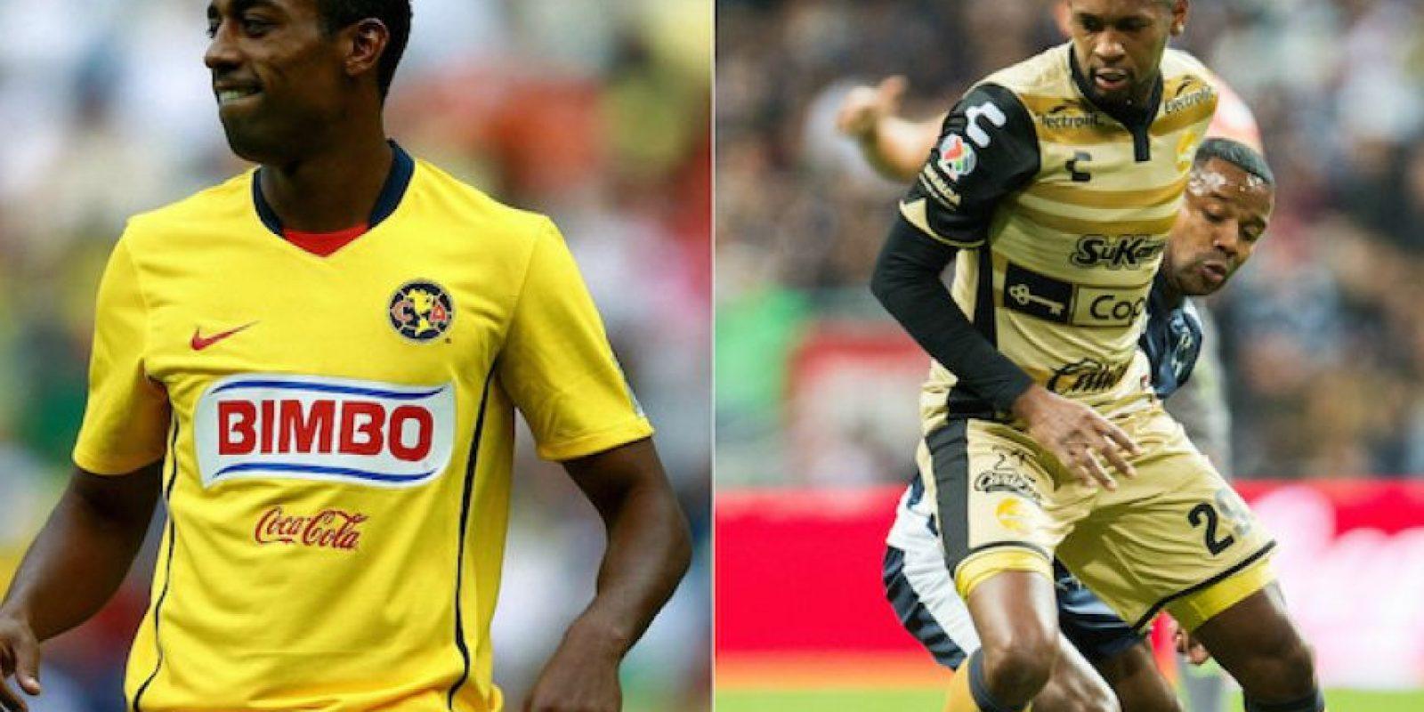 El goleador Robert de Pinho es primo de Wilson Tiago. Foto:Especial