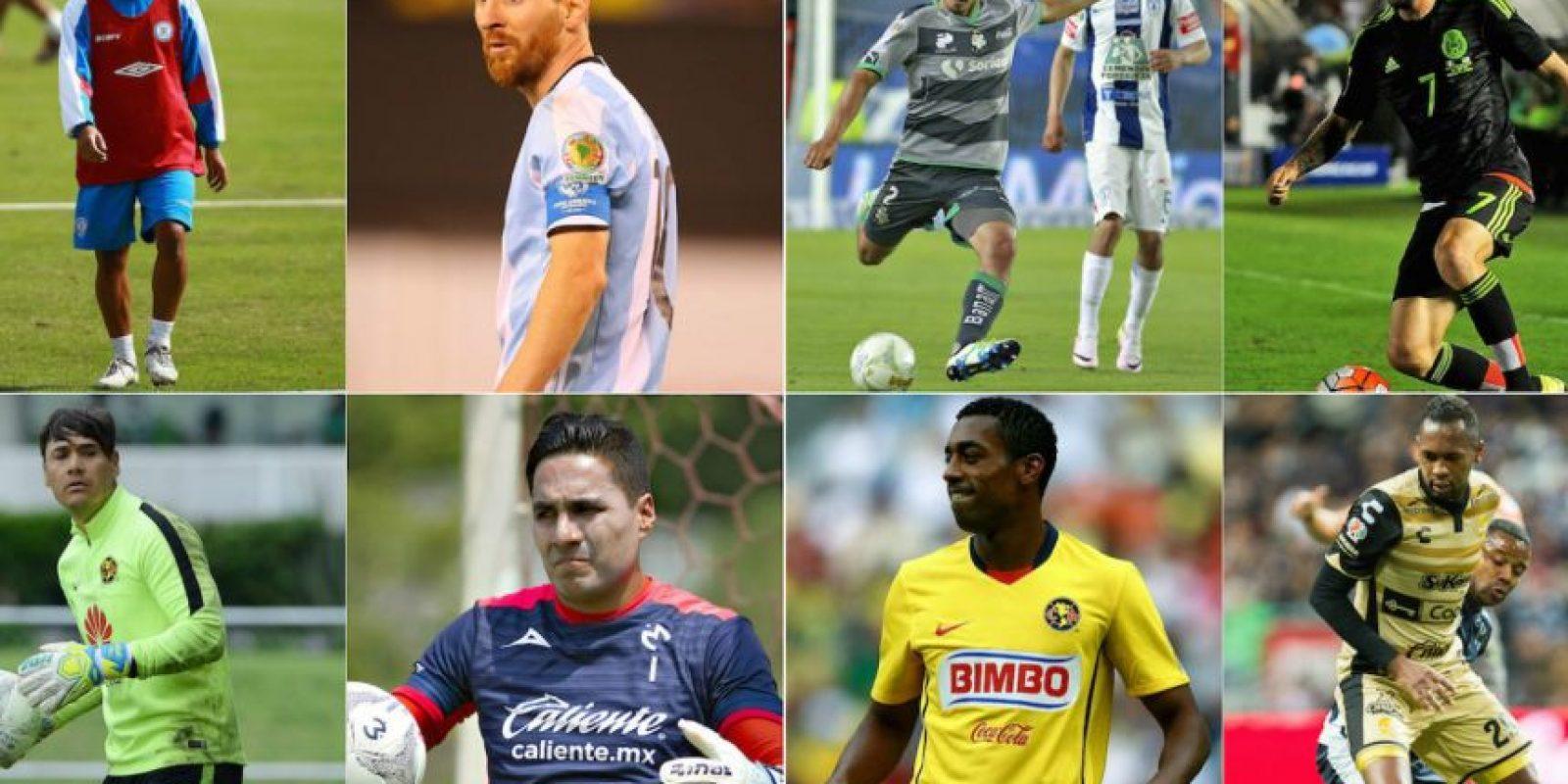 FOTOS: Futbolistas que de seguro no sabías que son primos Foto:Especial