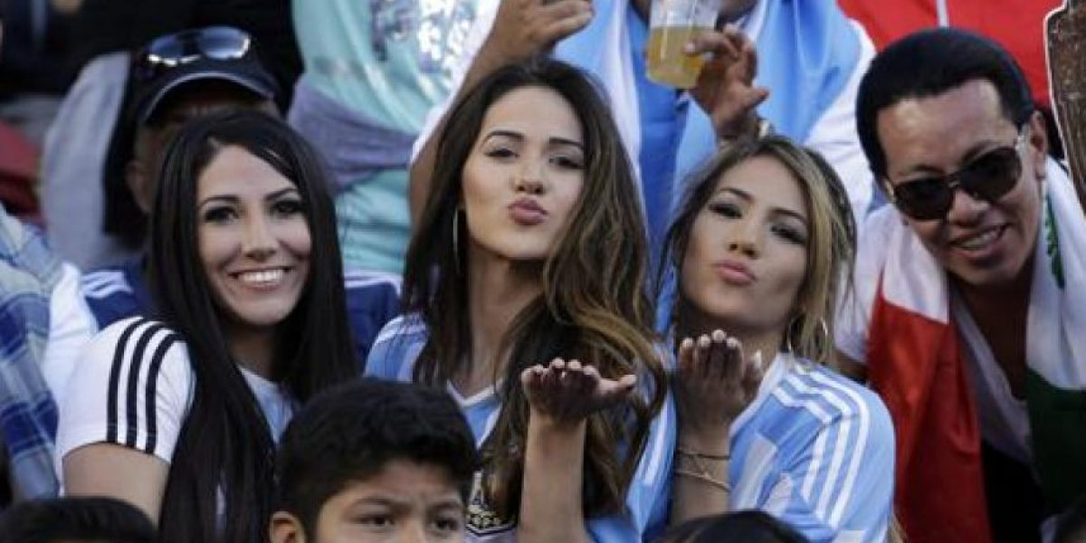 FOTOS: Las aficionadas más bellas de la Copa América Centenario