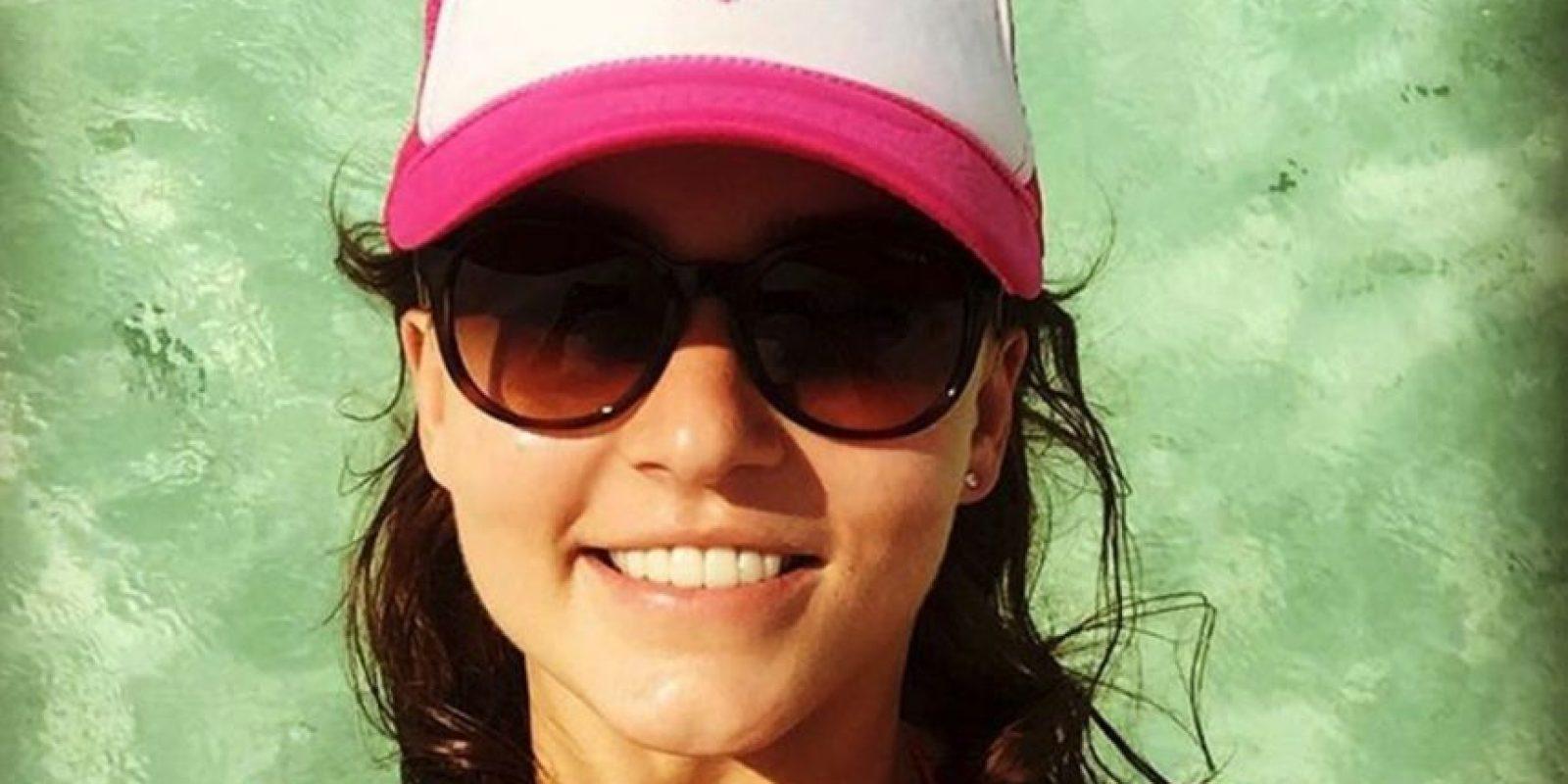 """La actriz participó en la telenovela """"Rebelde"""" Foto:Vía instagram.com/angeliqueboyer"""