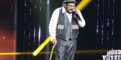 Pablo López ganó el primer lugar de la primera temporada de México tiene talento Foto:Facebook México tiene talento