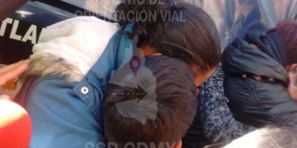 Hallan a niños que se escaparon de la escuela tras sismo en la CDMX