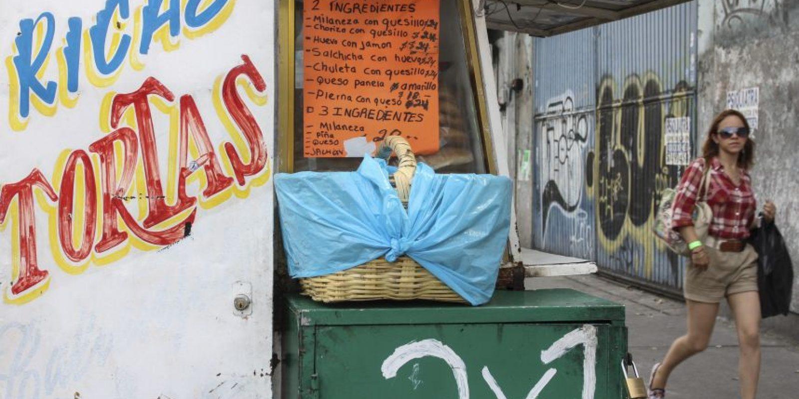 Las tortas serán de los alimentos más afectados Foto:cuartoscuro