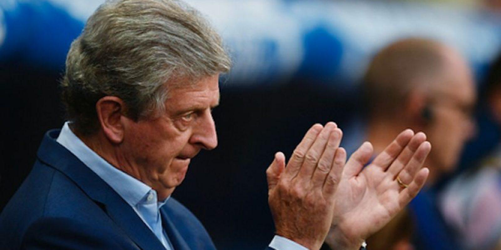 Hodgson finalizaba contrato al culminar la Eurocopa. Foto:Getty Images