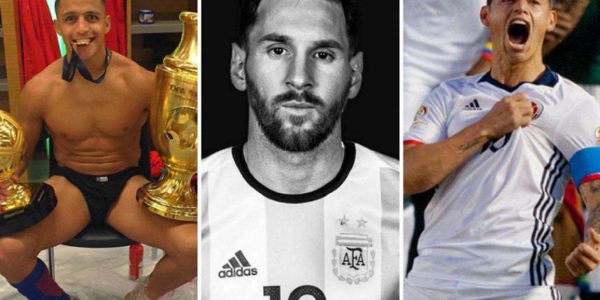 FOTOS: Lo que más gustó en instagram durante la Copa América