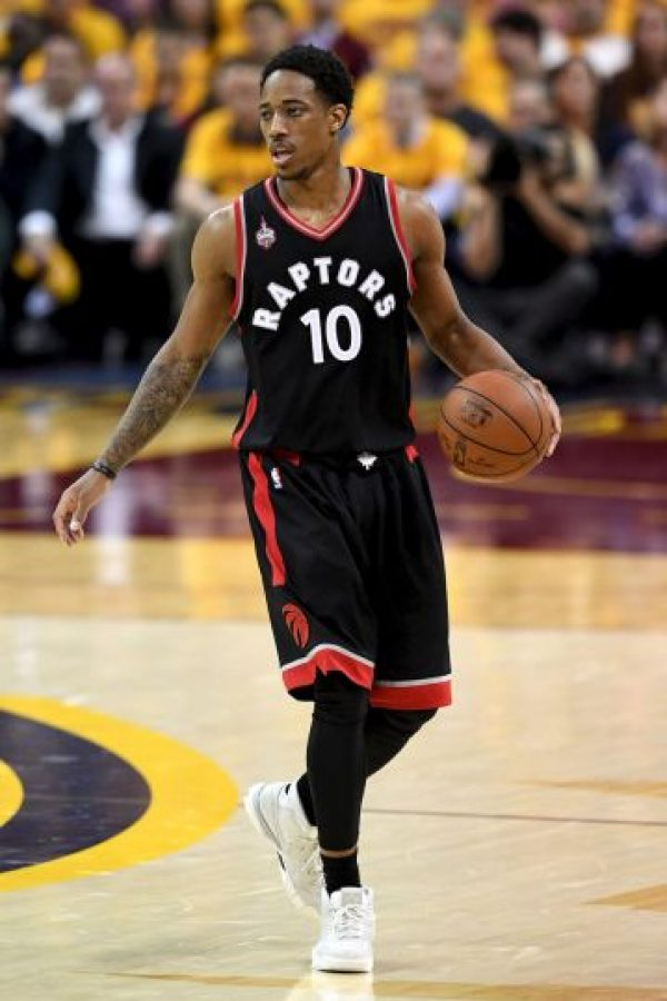 DeMar DeRozan Foto: Getty Images