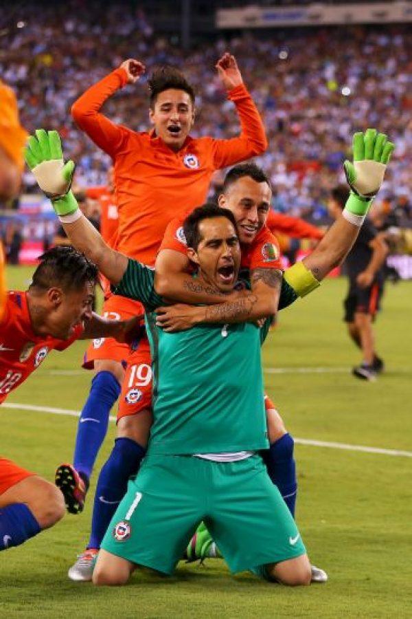Chile es bicampeón continental