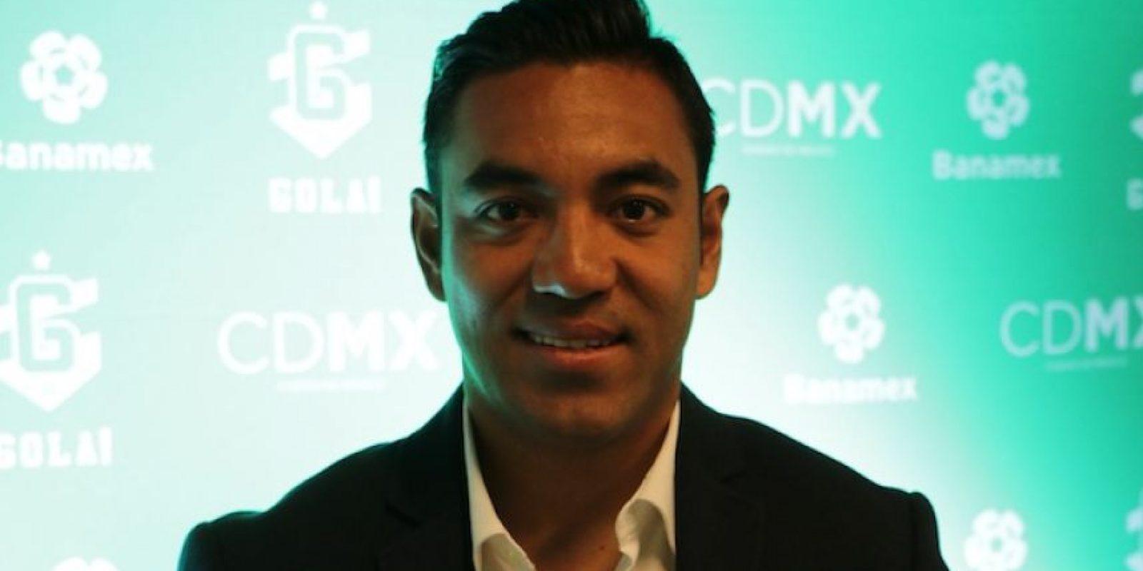 Marco Fabián de la Mora, mediocampista mexicano. Foto:Alberto Hernández / Publimetro