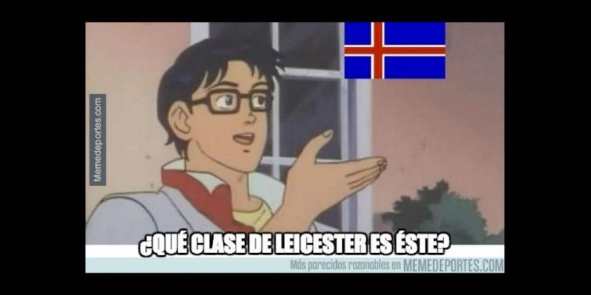 Los memes de la victoria de Islandia sobre Inglaterra
