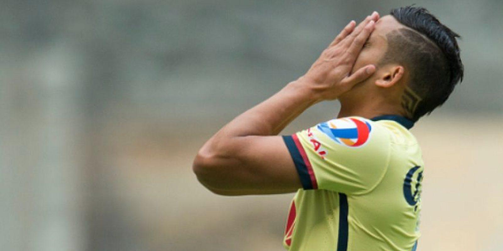 La verdadera razón por la que se fue Andrés Andrade del América Foto:Getty Images