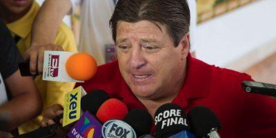 Miguel Herrera podría ser candidato para dirigir a Inglaterra Foto:Getty Images