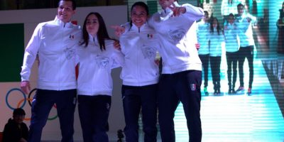 Así serán los uniformes de México para los Juegos Olímpicos Foto:Mexsport