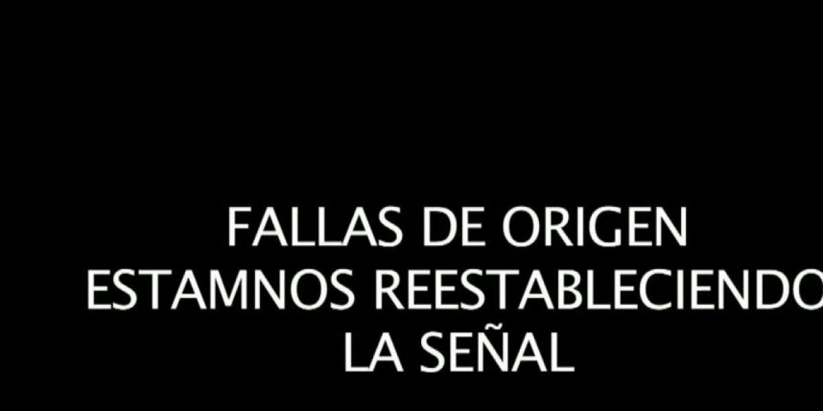 Chivas TV presenta fallas en su lanzamiento