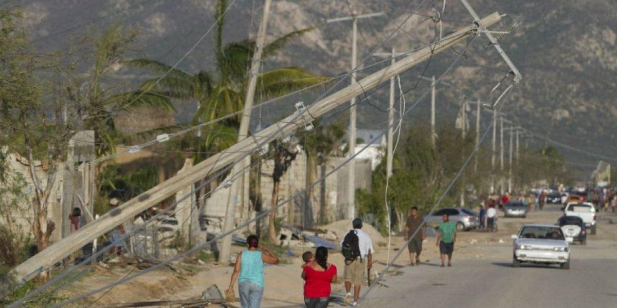 Liberan fondos para reparar daños por Odile... dos años después
