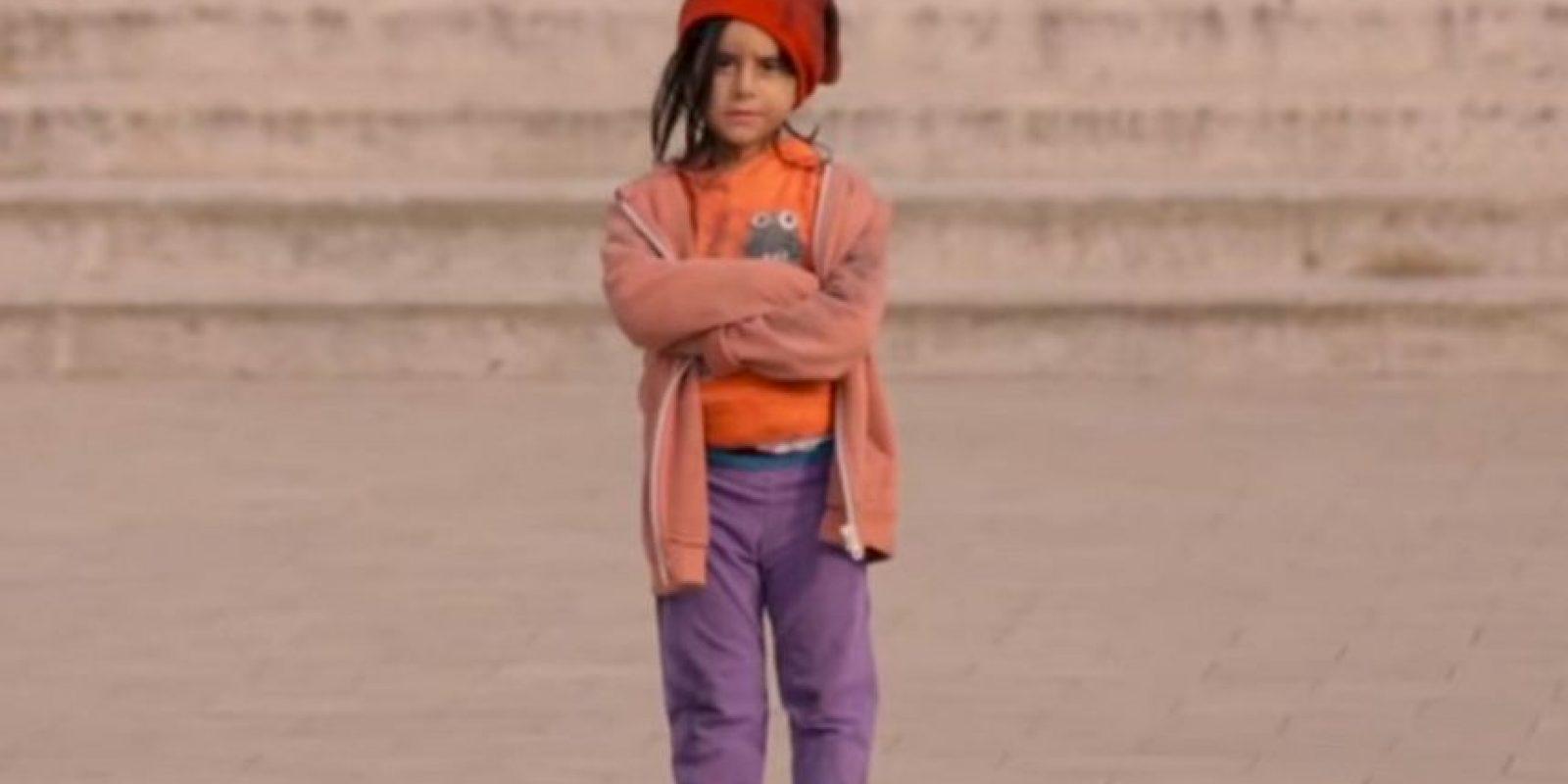 La pequeña Anano tiene 6 años de edad y ha sufrido en carne propia la discriminación. Foto:Reproducción Unicef