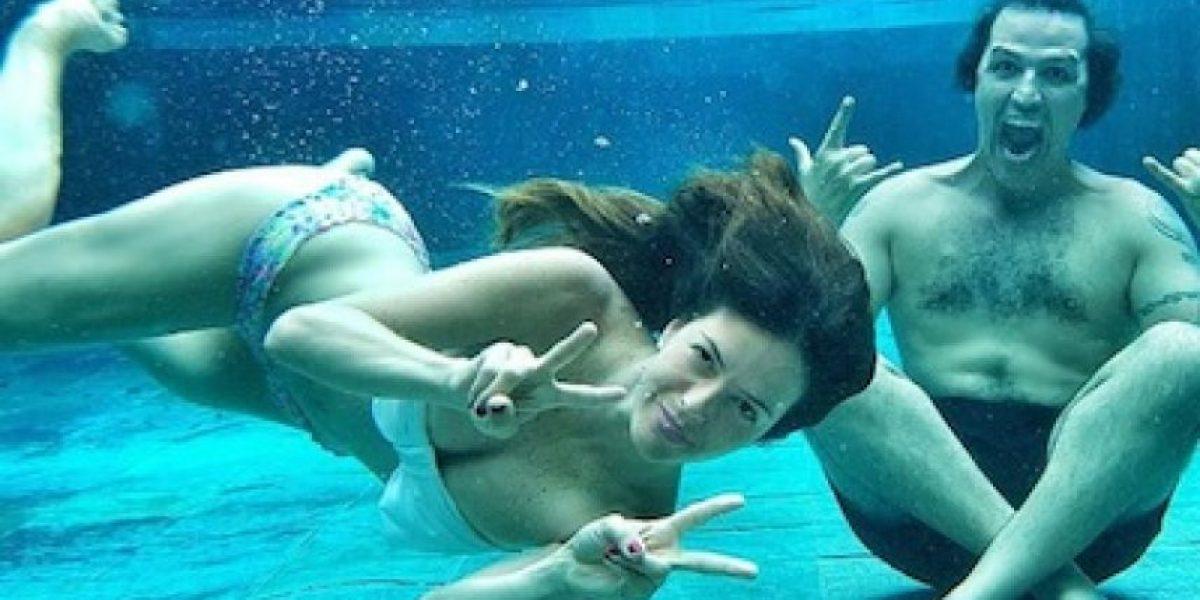 Claudia Álvarez derrocha sensualidad con diminuto bikini
