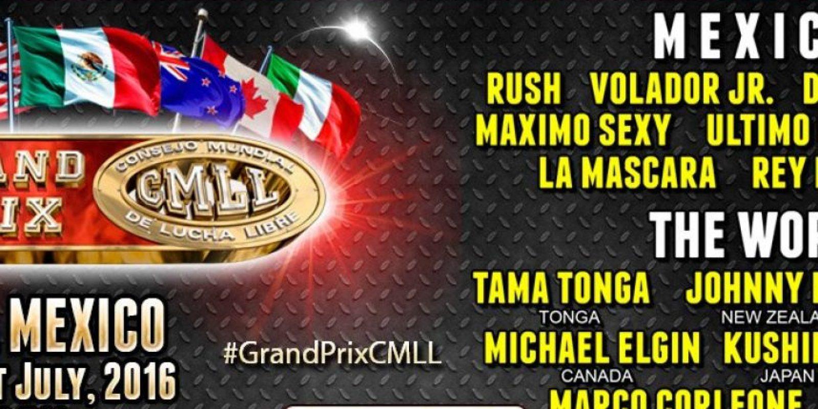 Foto:CMLL