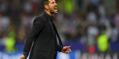 Según el presidente de Atlético de Madrid, la AFA consultó por Diego Simeone Foto:Getty Images