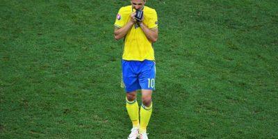 El delantero sueco es uno de los grandes cracks del momento y a nivel de clubes se ha cansado de ganar títulos, pero poco ha podido hacer para que Suecia sea una selección potente en la actualidad. Jugó dos Mundiales y cuatro Eurocopas, pero lo máximo que logró fue avanzar de la primera ronda. Foto:Getty Images