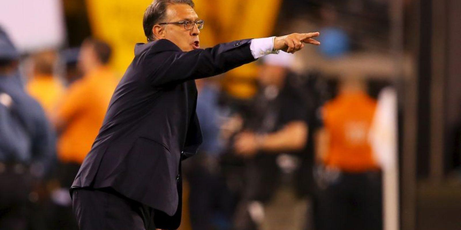 Gerardo Martino fue confirmado en su cargo, pero la AFA ya estaría sondeando reemplazantes Foto:Getty Images