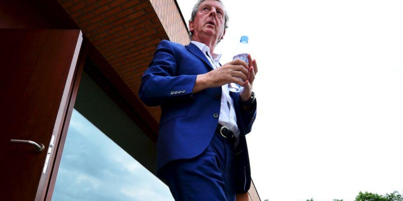 Luego de la derrota, Roy Hodgson renunció a su cargo de entrenador Foto:Getty Images