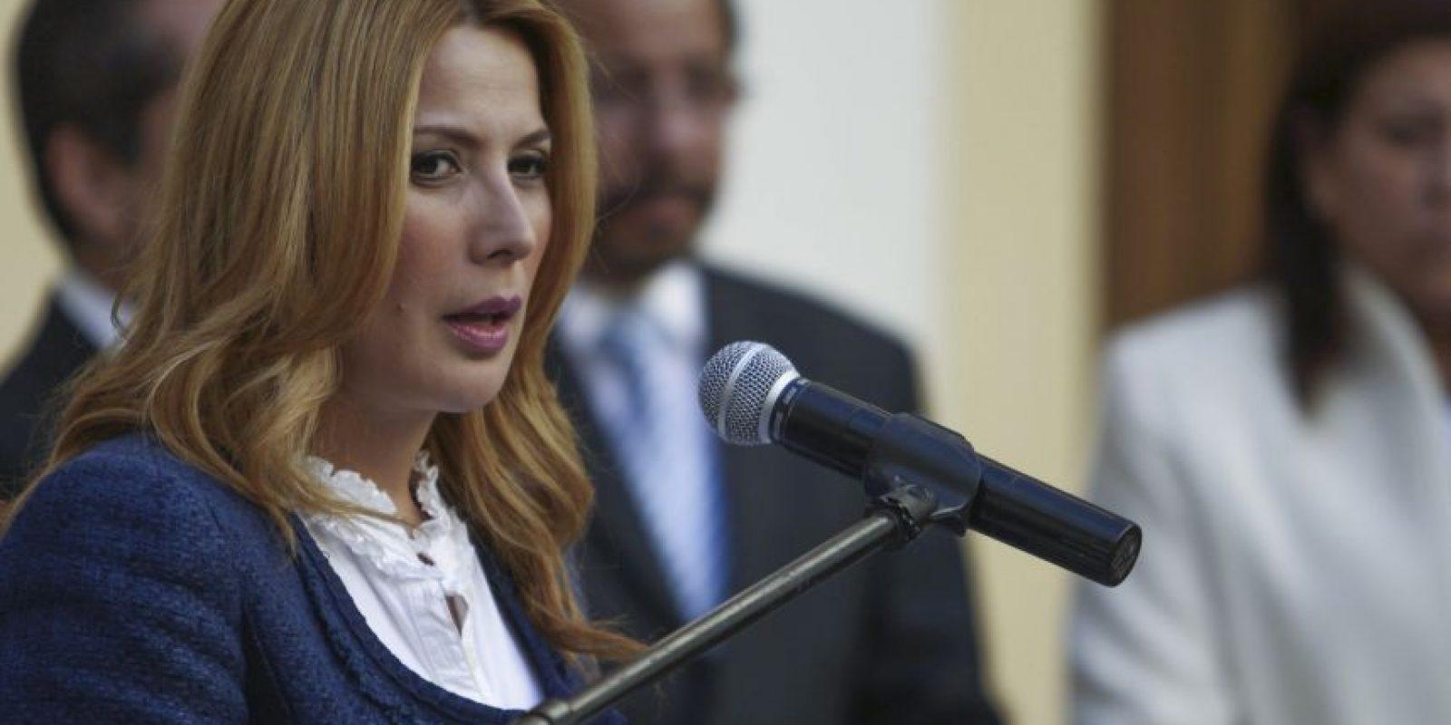 Margarita Arellanes, ex alcaldesa de Monterrey   Cuartoscuro/Archivo. Imagen Por: Margarita Arellanes, ex alcaldesa de Monterrey   Cuartoscuro/Archivo