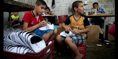 La Unicef llama a un pacto mundial por la infancia para detener esta mortal tendencia. Foto:AP