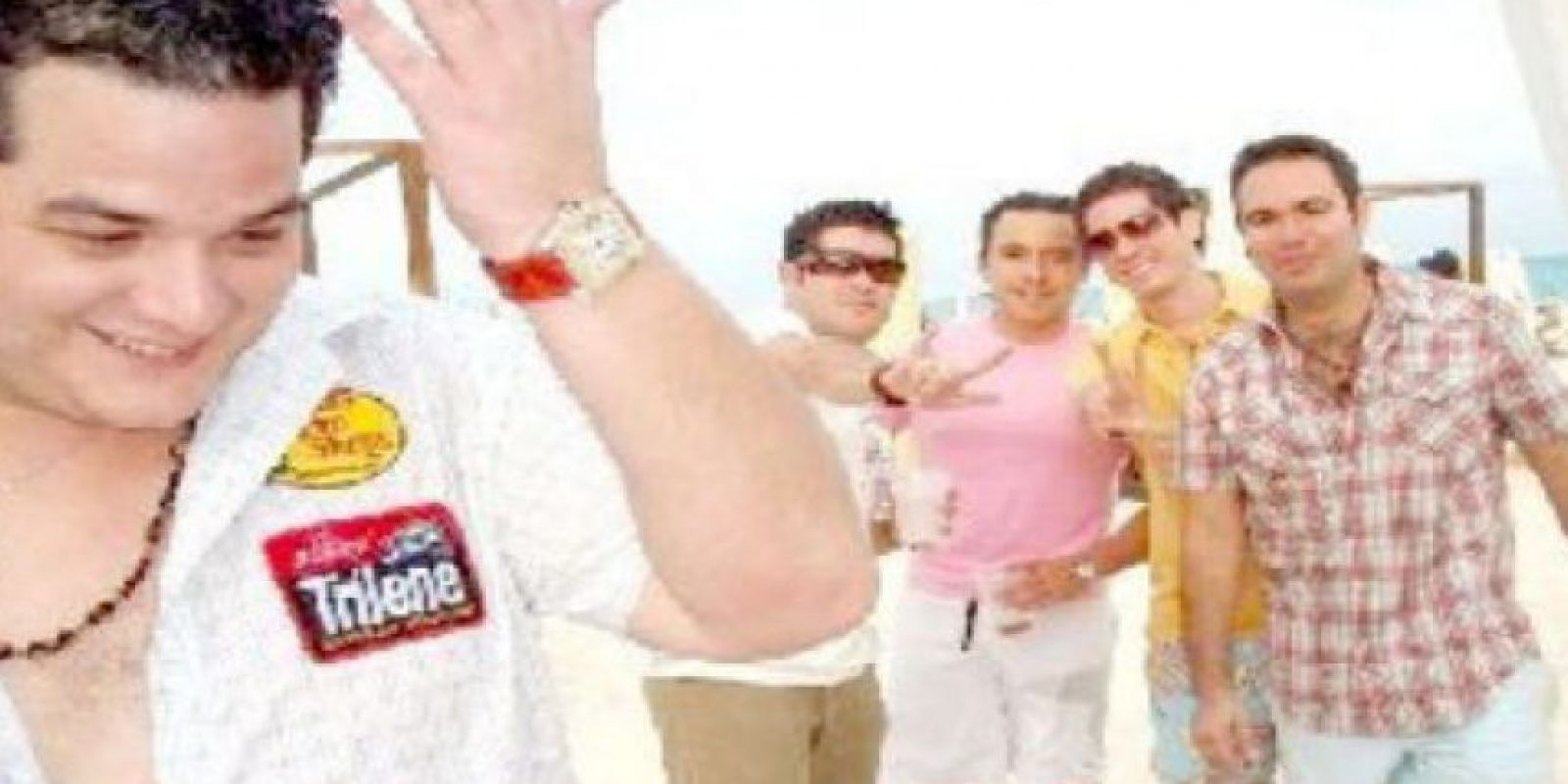 El hijo de Granier exhibían en sus redes la lujosa vida que tenía en Cancún Foto:Especial