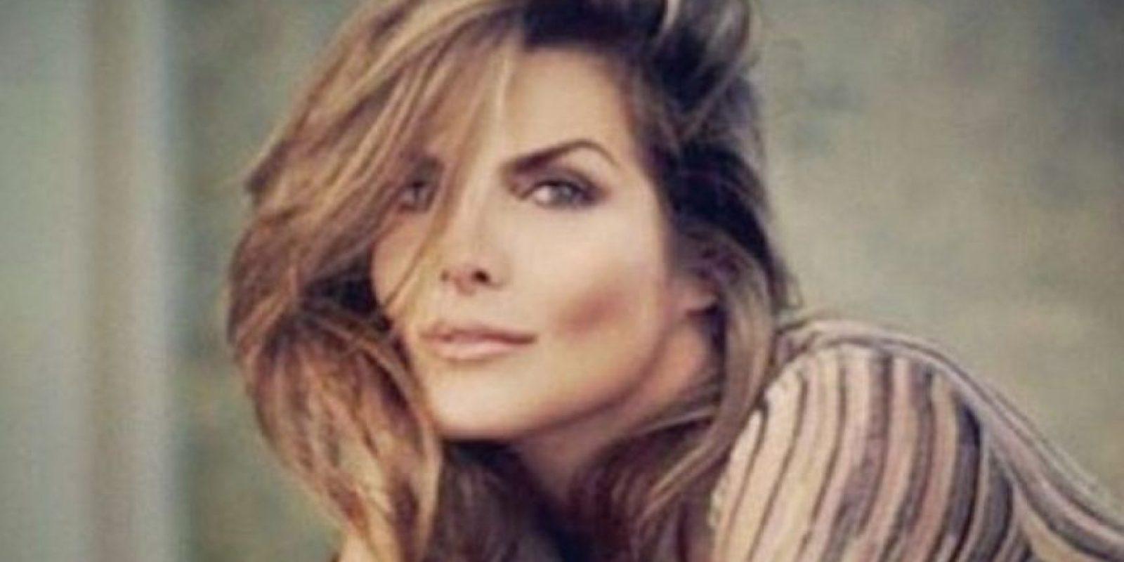 """Montserrat Olivier aparecerá en el """"Libro de Modelos"""" Foto:Instagram"""