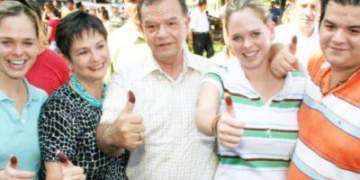 La hija Granier recibió 3 mi millones de pesos en su cuenta Foto:Especial