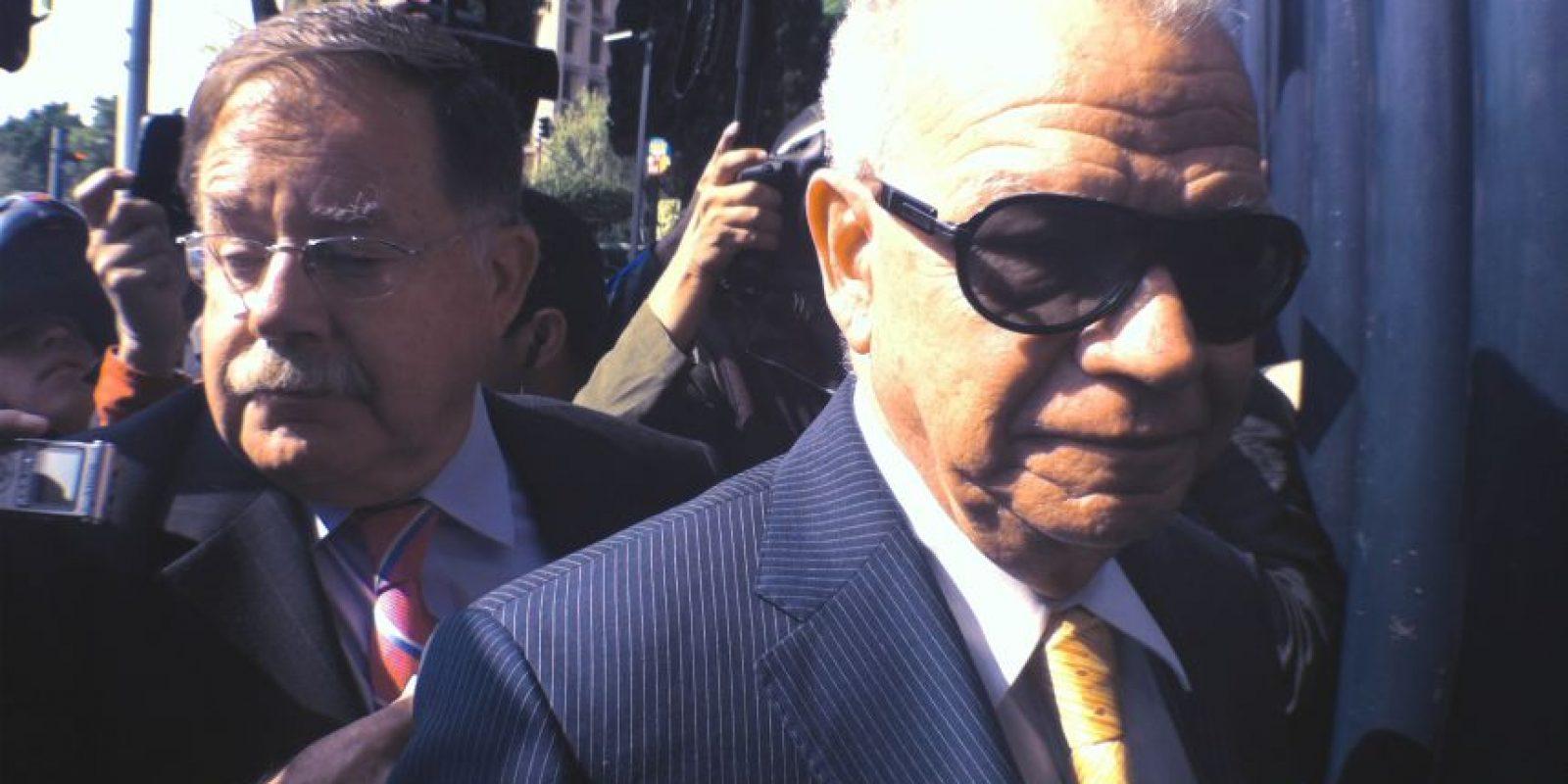 Andrés Granier se vio vueltos en varios escándalos por culpa de sus hijos Foto:cuartoscuro