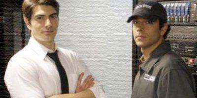 """Brandon Routh en """"Chuck"""" Foto:NBC"""