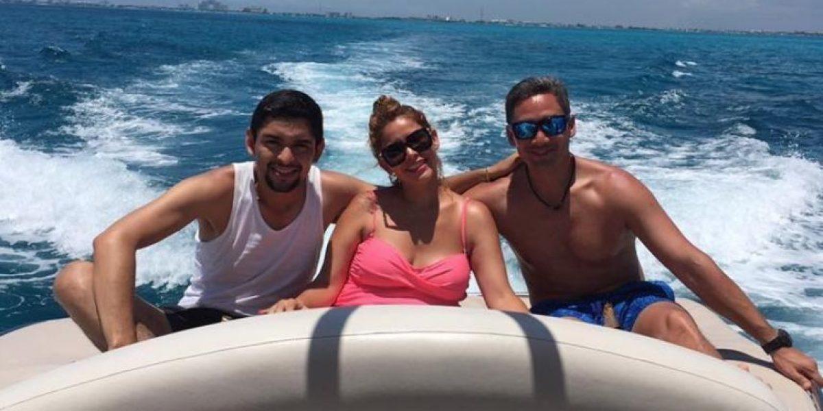 Diputada independiente se va de vacaciones con licencia de maternidad