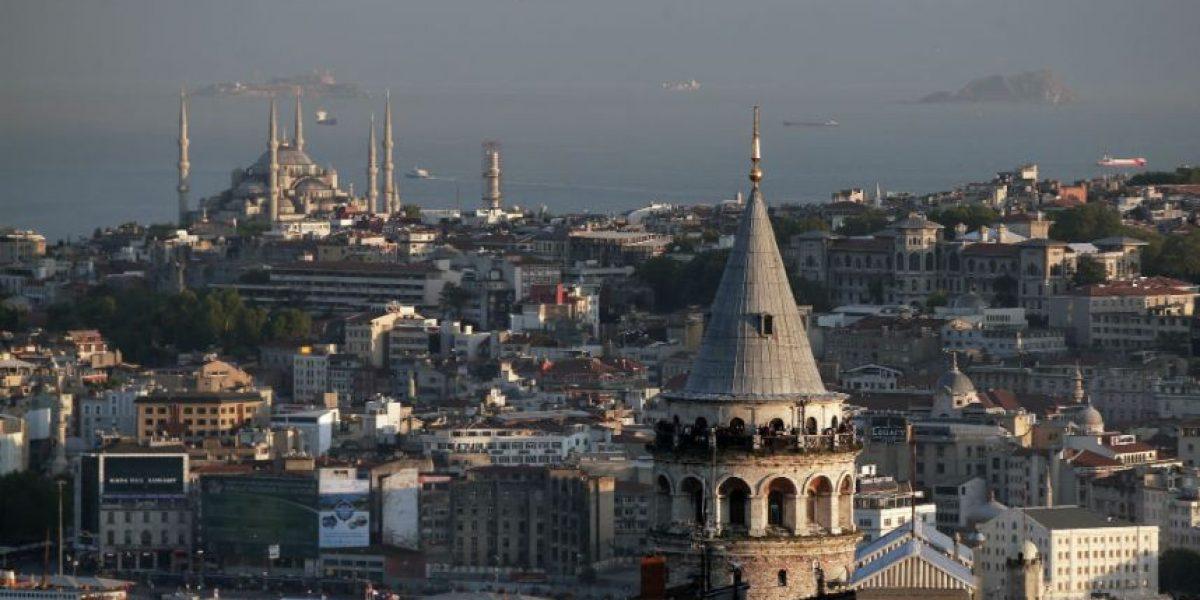 SRE emite alerta de viaje a Turquía