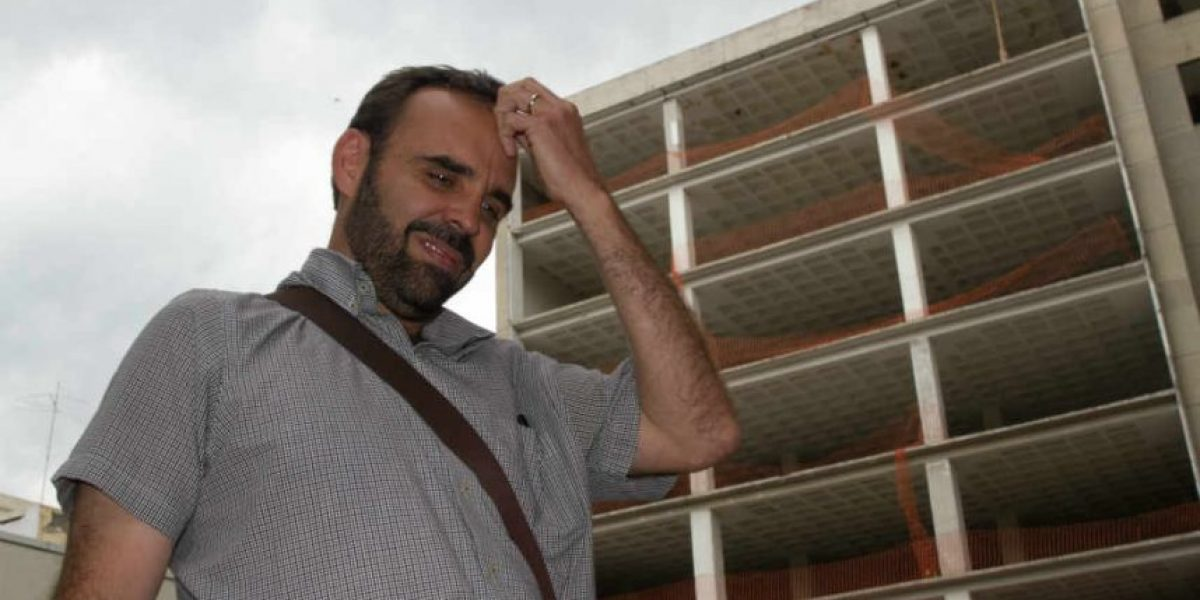 Arne pide en San Lázaro juicio político contra Meyer Klip