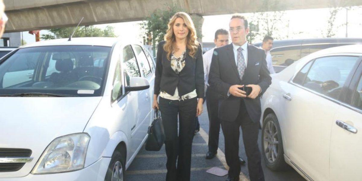 Comparece Margarita Arellanes por presuntos actos de corrupción