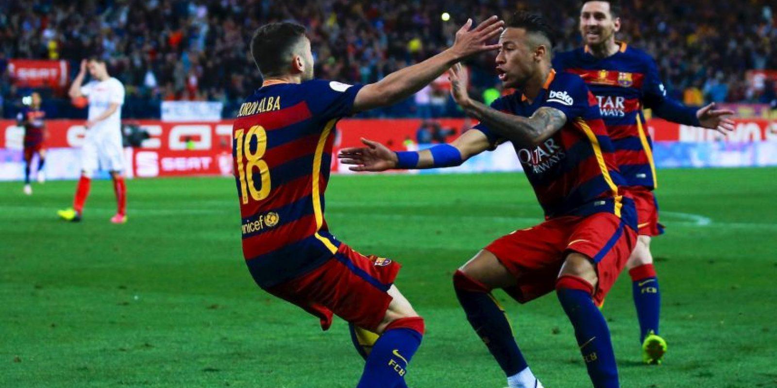 El delantero se ha convertido en pieza fundamental de Barcelona Foto:Getty Images