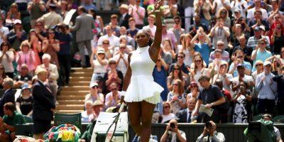 La campeona pidió que cambiaran el diseño de la prenda Foto:Getty Images