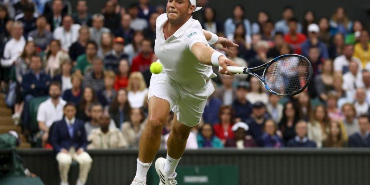 El profesor de tenis que cautivó al mundo jugando ante Federer
