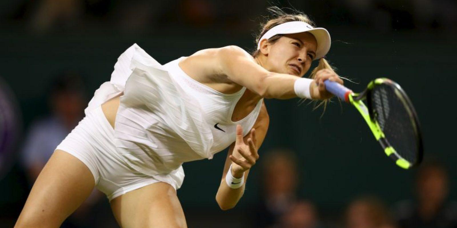 Los polémicos vestidos de Nike para Wimbledon Foto:Getty Images