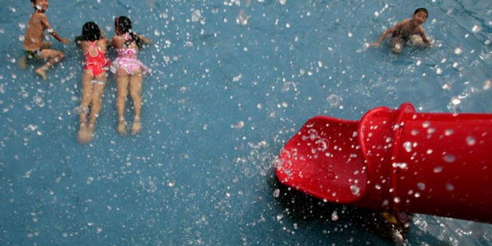 3. Avisar en caso de encontrar a un niño que se haya lastimado Foto:Getty Images