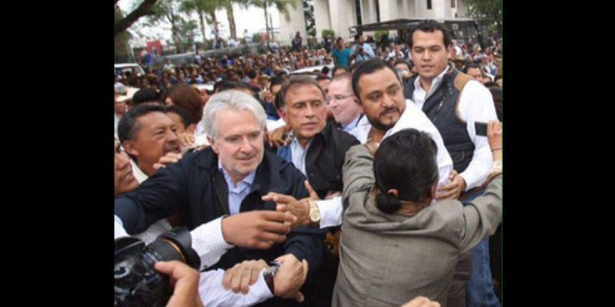 Agreden a panistas en Veracruz; fueron personas de Duarte: Anaya