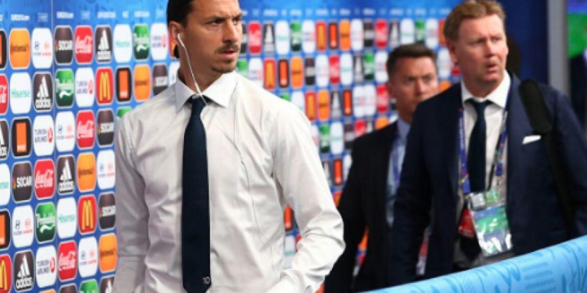 Zlatan Ibrahimovic, el nuevo
