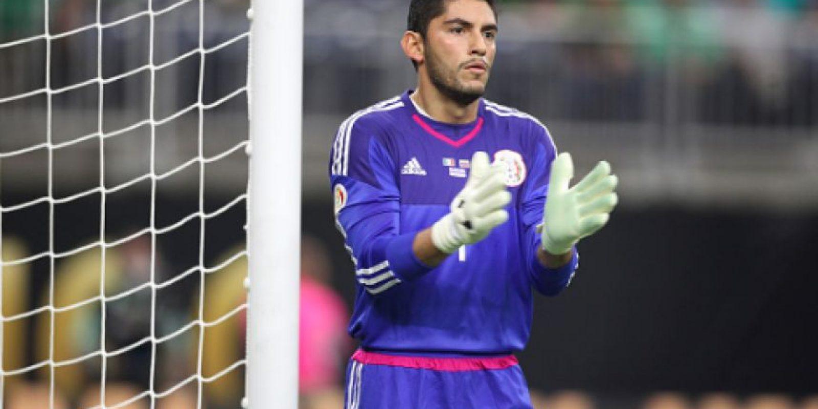 Jesús Corona y los jugadores que querían renunciar al Tricolor Foto:Getty Images