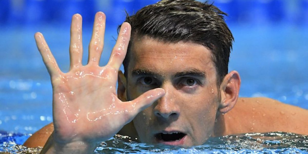 ¡Histórico! Michael Phelps asegura su boleto a Juegos Olímpicos por quinta vez