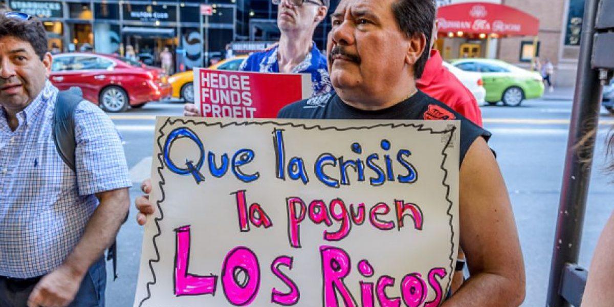 Puerto Rico entre una deuda impagable y altos intereses abusivos