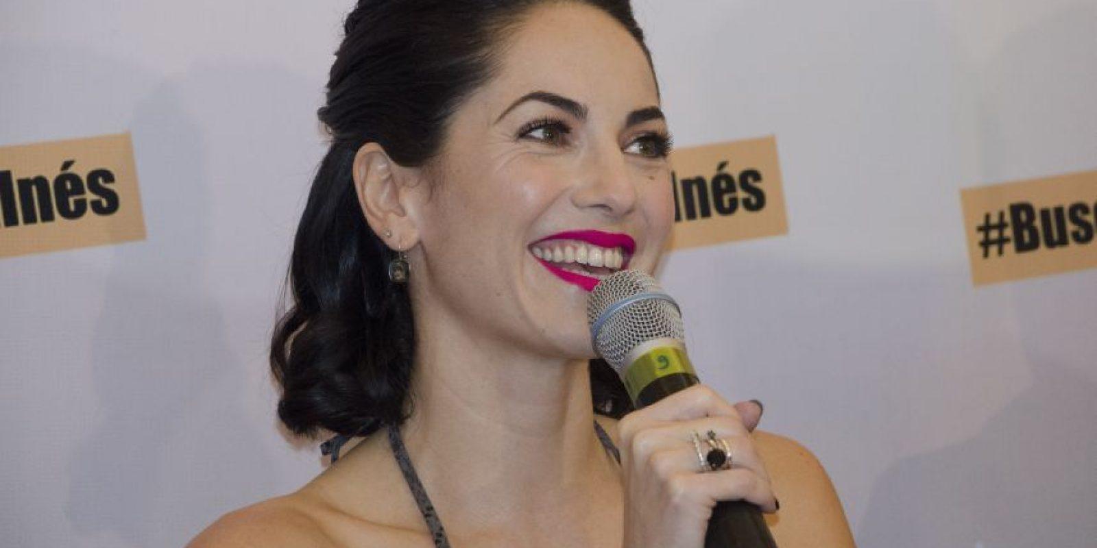 Bárbara Mori interpretará a Inés Foto:Cuartoscuro