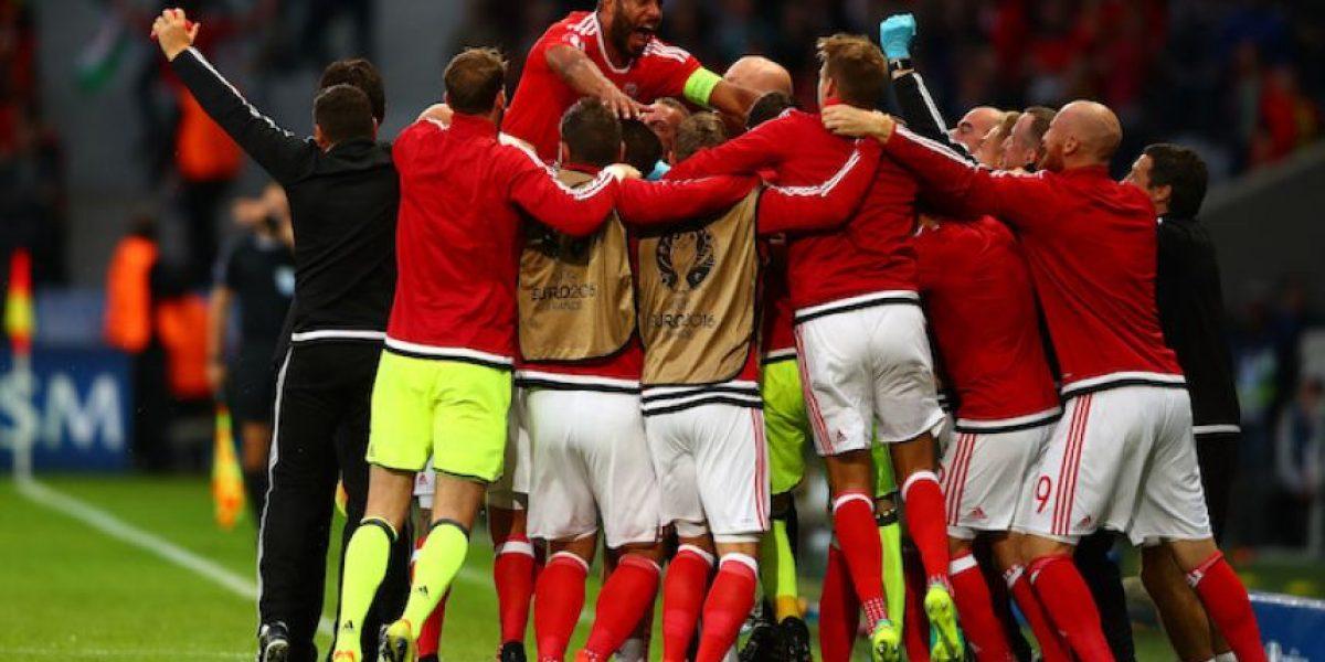 EURO 2016: ¡Se acabó! Gales está en la Semifinal tras vencer a Bélgica 3-1