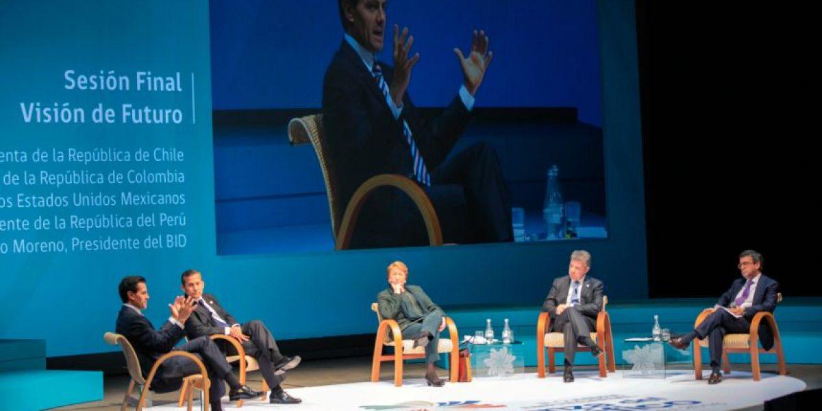 La Alianza del Pacífico apoya a las Pymes: Peña Nieto